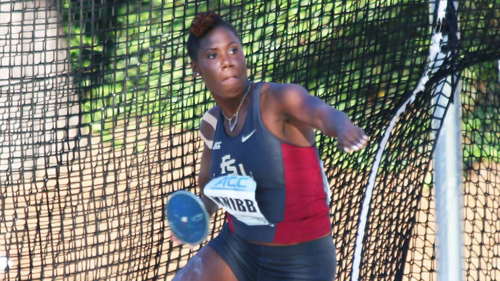 Knibb Wins Jamaican Discus Title In Record Style!