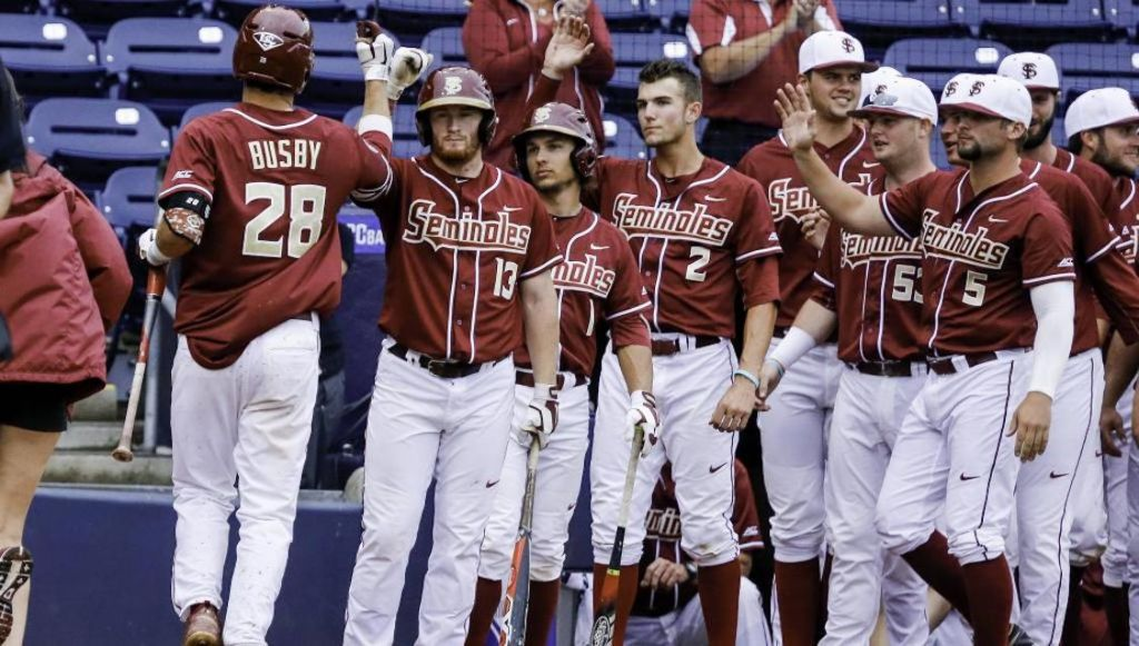 Seminoles Open Gainesville Super Regional on Saturday Evening