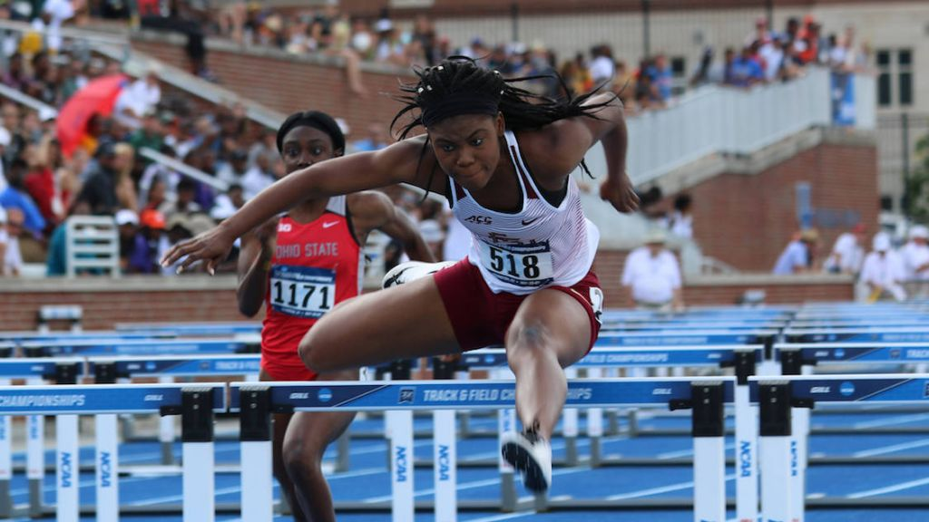 Discus Trio Leads Seven More To NCAA Championships