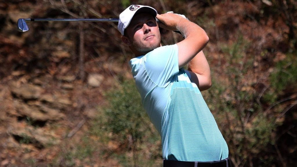 Ellis Ties for Fifth in Alabama