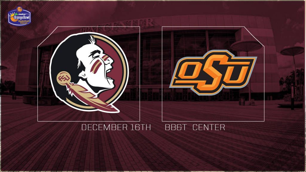 Basketball To Face Oklahoma State In Orange Bowl Classic