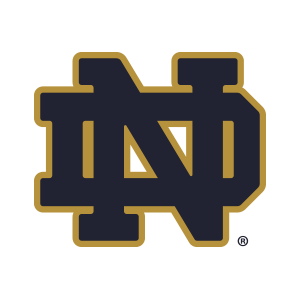 Notre Dame University                             Fighting Irish