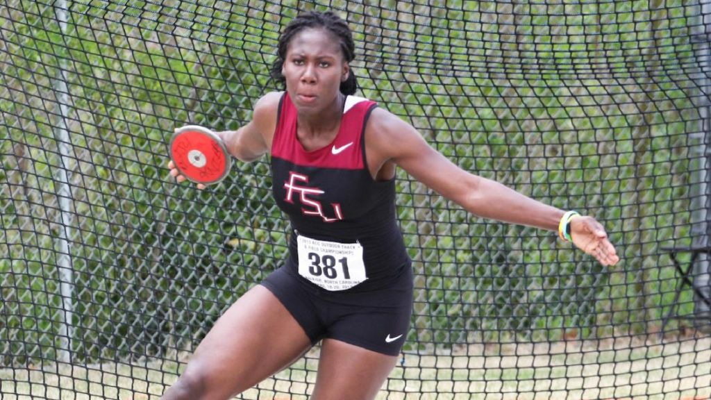 Knibb, Seddon Post NCAA-Leading Marks To Lead Noles