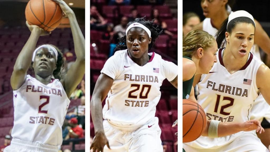 Three Noles Selected to All-ACC Teams by Coaches