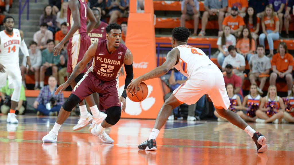 Rathan-Mayes, FSU Men Rally For Key Road Win At Clemson