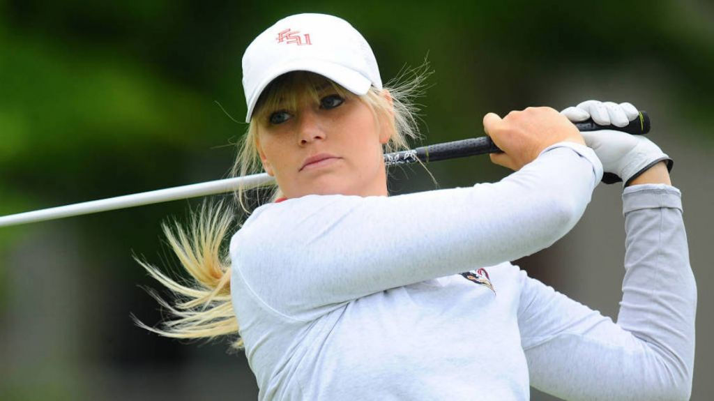 Castren Leads Women's Golf At Cougar Classic