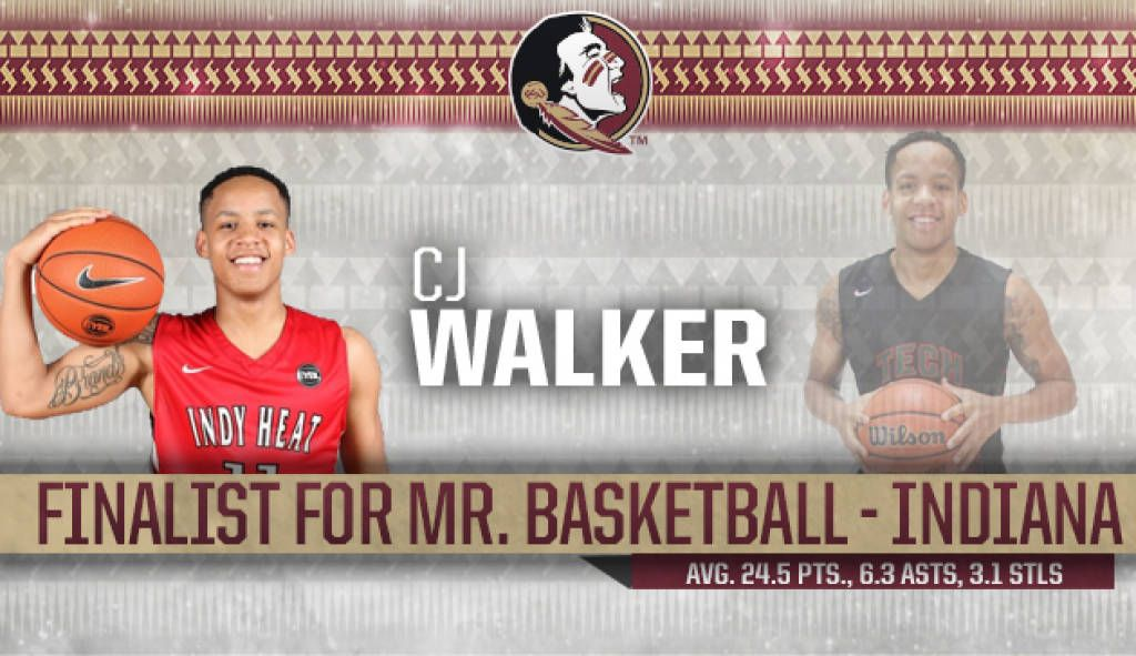 Basketball Signee Walker Named Finalist For Mr. Basketball Award