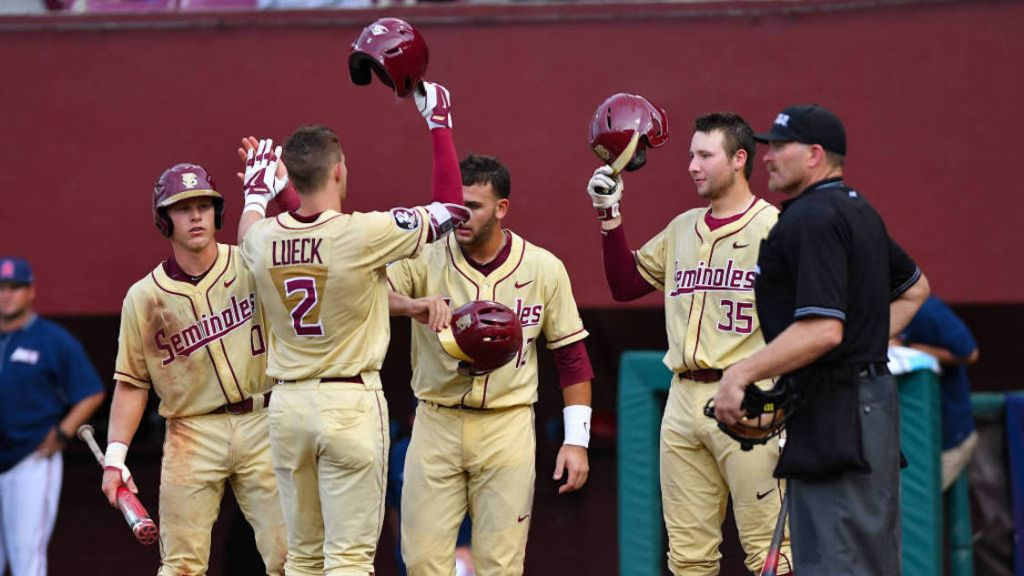 Seminoles Surging As Super Regional Approaches