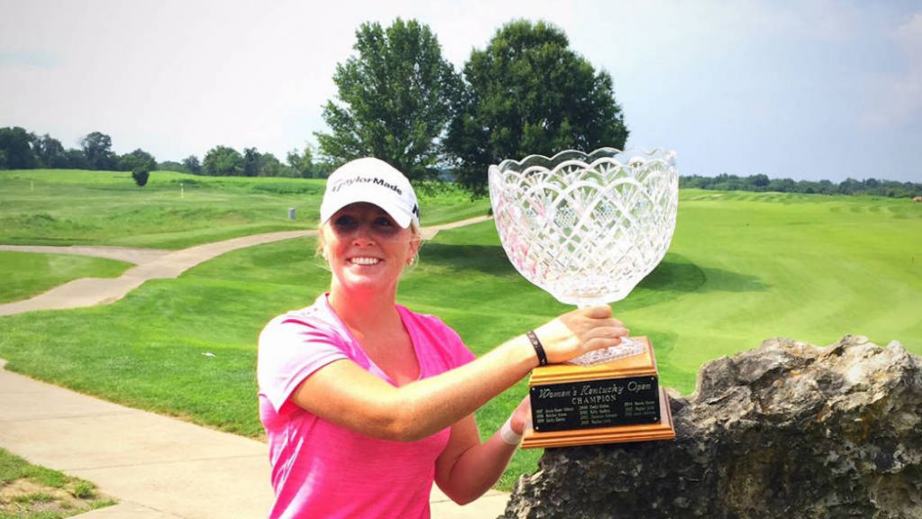 Gumm Wins Women's Kentucky Open