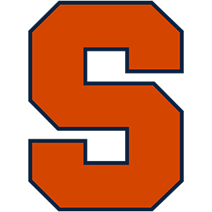 No. 25 Syracuse                             Orange