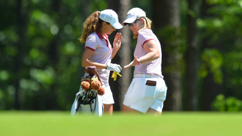 Women's Golf Ranked No. 2 Nationally