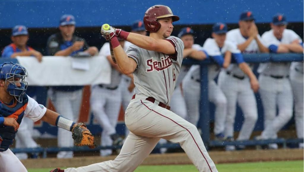Raleigh Selected NCBWA First Team Freshman All-American