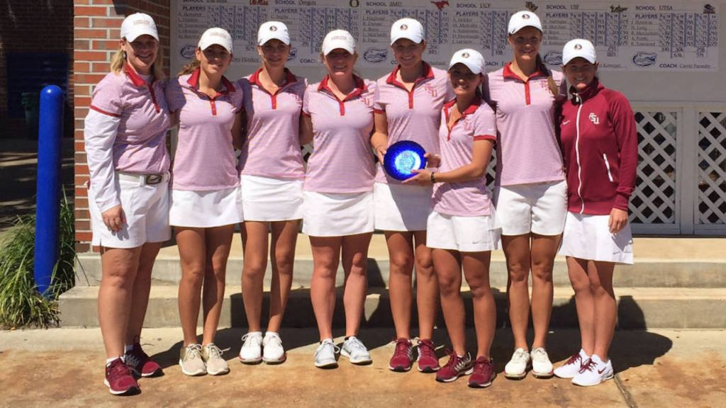 Morgane Metraux Leads Seminoles To Second Place Finish