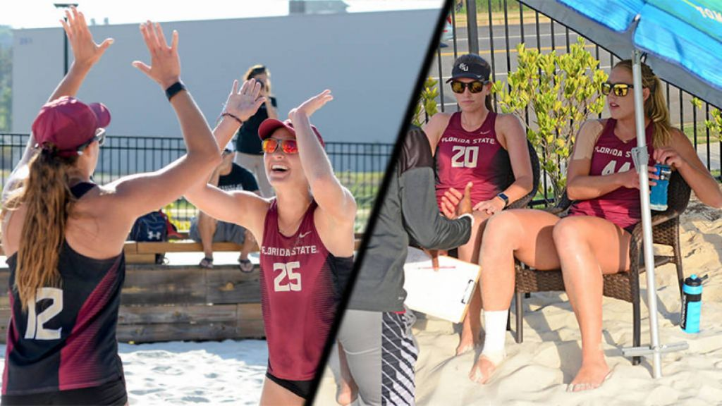 Four Noles to Compete at USA Volleyball Collegiate Championship