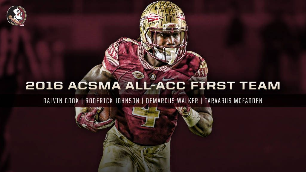 Noles Place Four on Media's All-ACC First Team