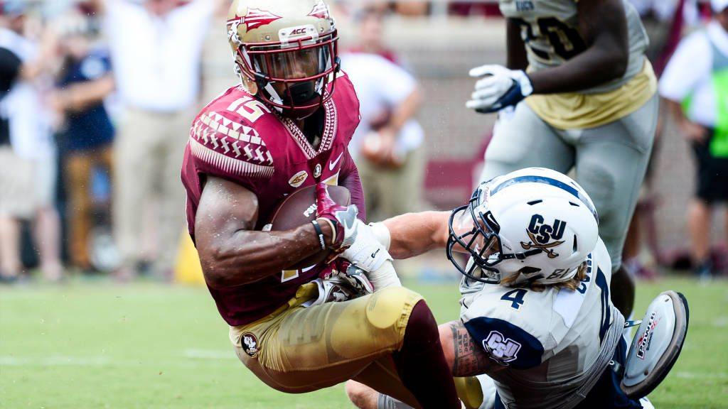 Rudolph Captures ACC Receiver of the Week Honors