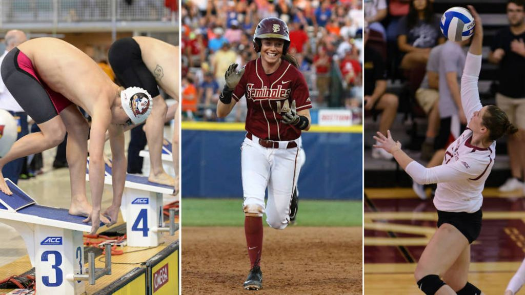 Three Noles Earn ACC Post Graduate Scholarship