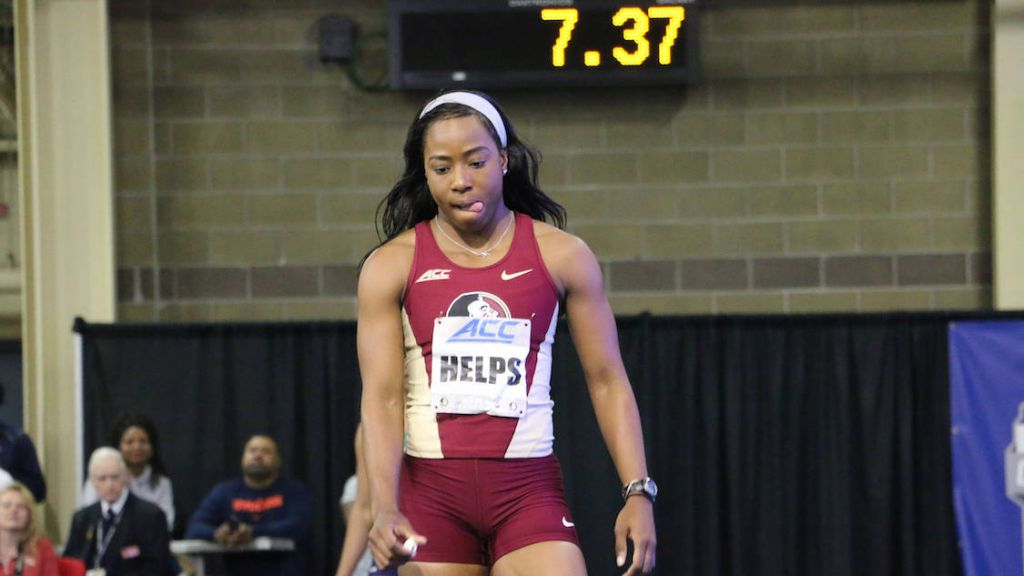 Omoregie, Petrokaite Grab Gold; Teams In ACC Title Races