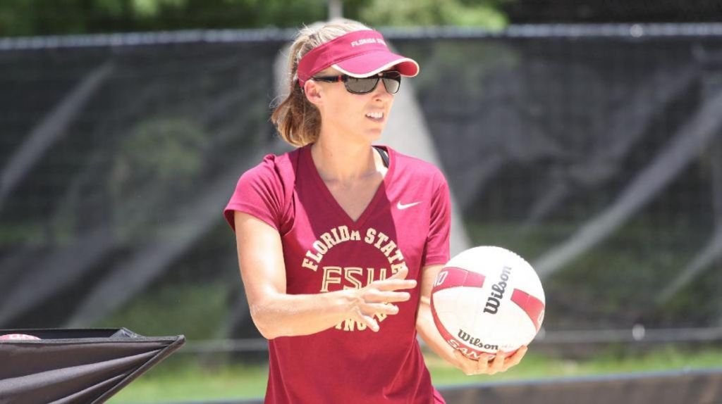 Niles Ushers In A New Day For FSU Beach Volleyball