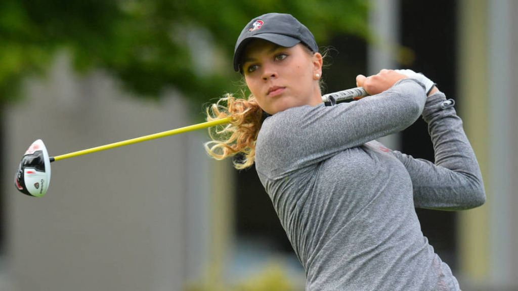 Seminoles Advance To 4th Round At NCAA Golf Championships