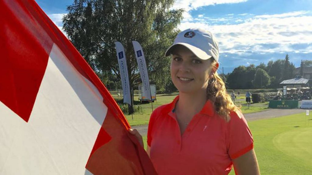 Metraux Tied For 4th at European Ladies Amateur Championships