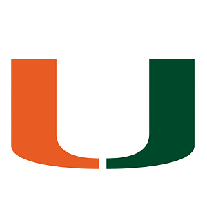 No. 42 Miami                             Hurricanes