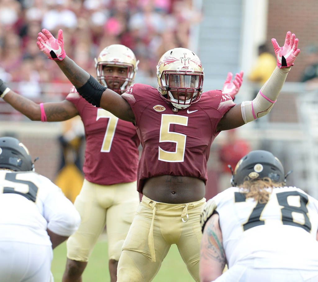 First and 10: No. 19 FSU at NC State