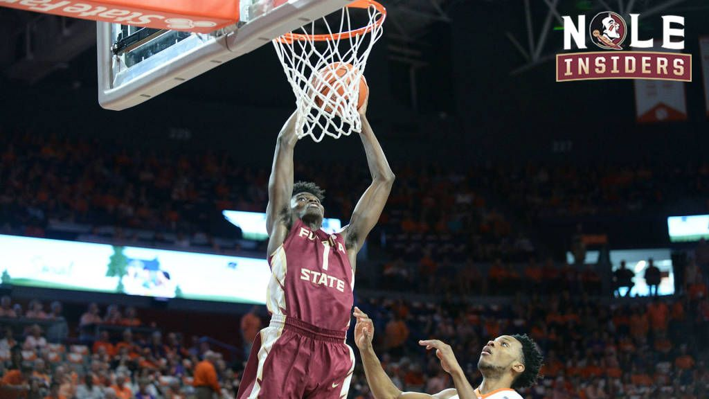 FSU Men Look To Sweep Duke For First Time In School History