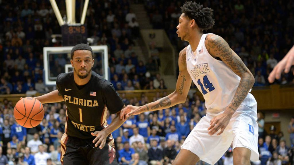 Seminoles Play Host To Notre Dame Saturday At 4:00 P.M.