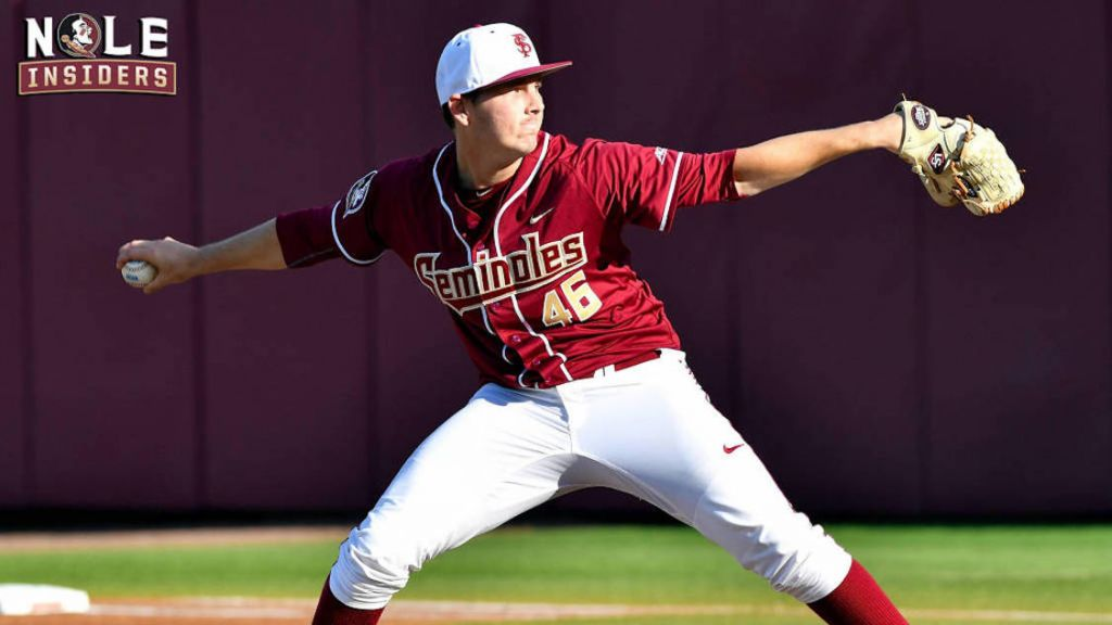 Carlton Leads Stout Staff, Confident Noles Into Opening Day