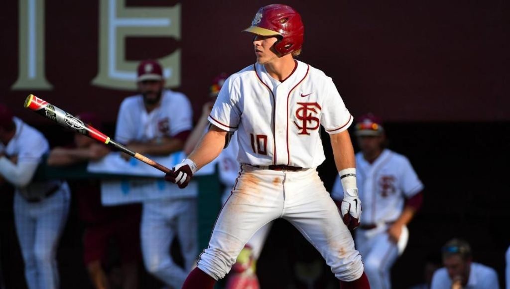 Walls Named First Team All-American by Baseball America