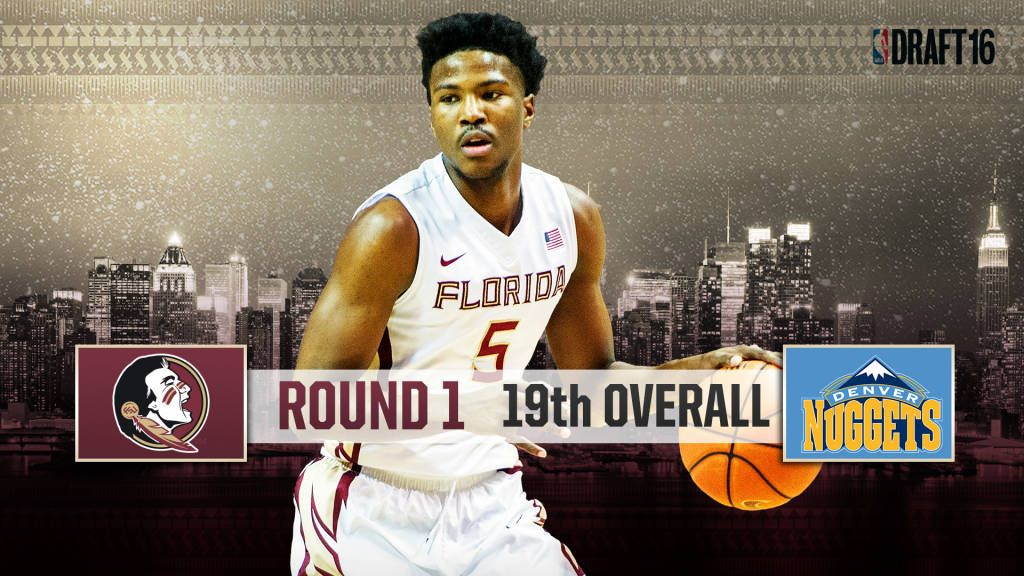 Seminoles' Beasley Picked in First Round of NBA Draft