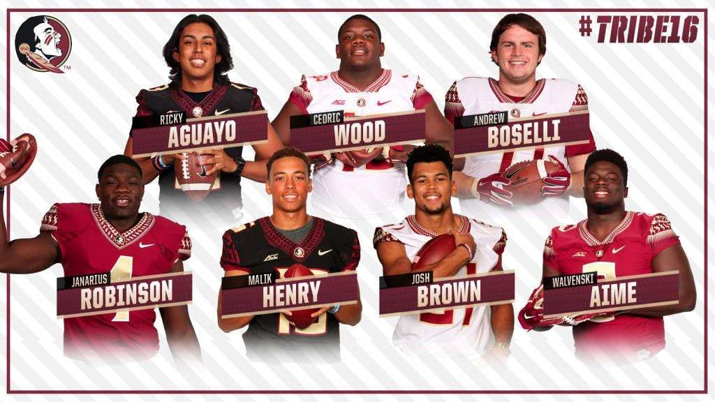 Florida State Announces Seven-Member Early Enrollee Class