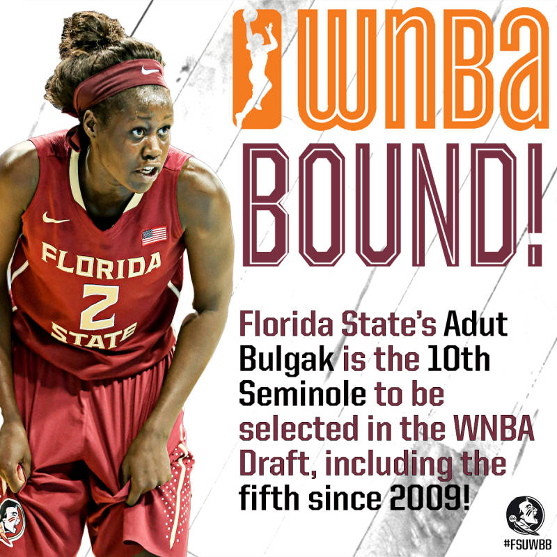 Bulgak Selected by the New York Liberty in First Round