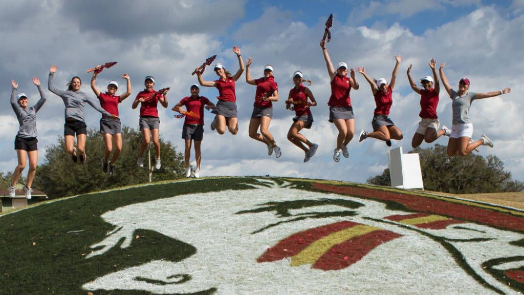 No. 5 Women's Golf Begins NCAA Play Monday