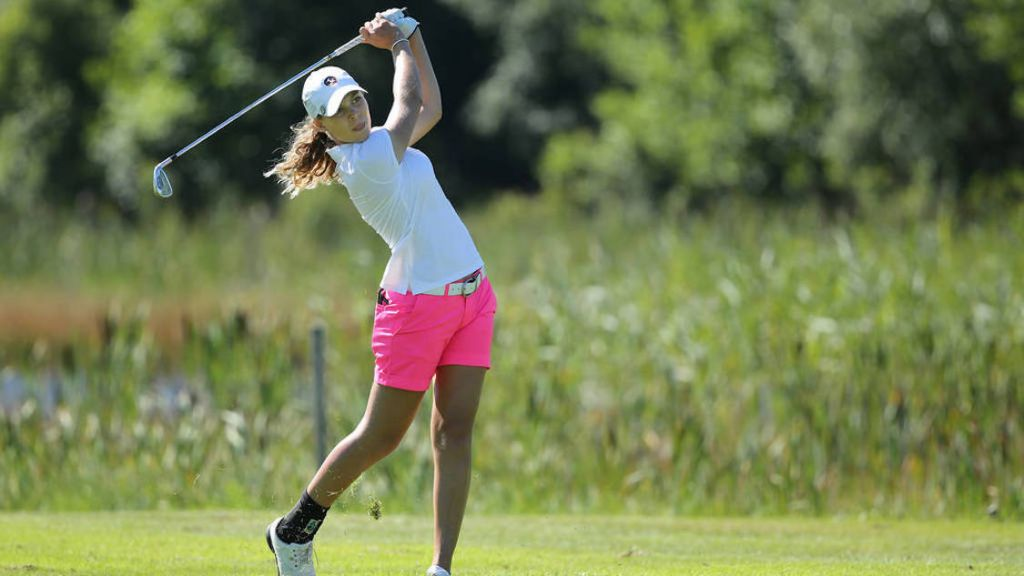 Morgane Metraux Finishes Tied for 4th At European Ladies Amateur