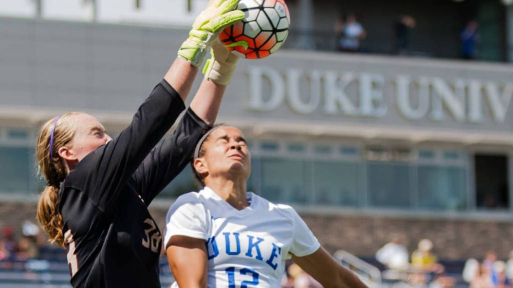 No. 8 FSU Advances To ACC Semifinals On PKs Over No. 6 Duke