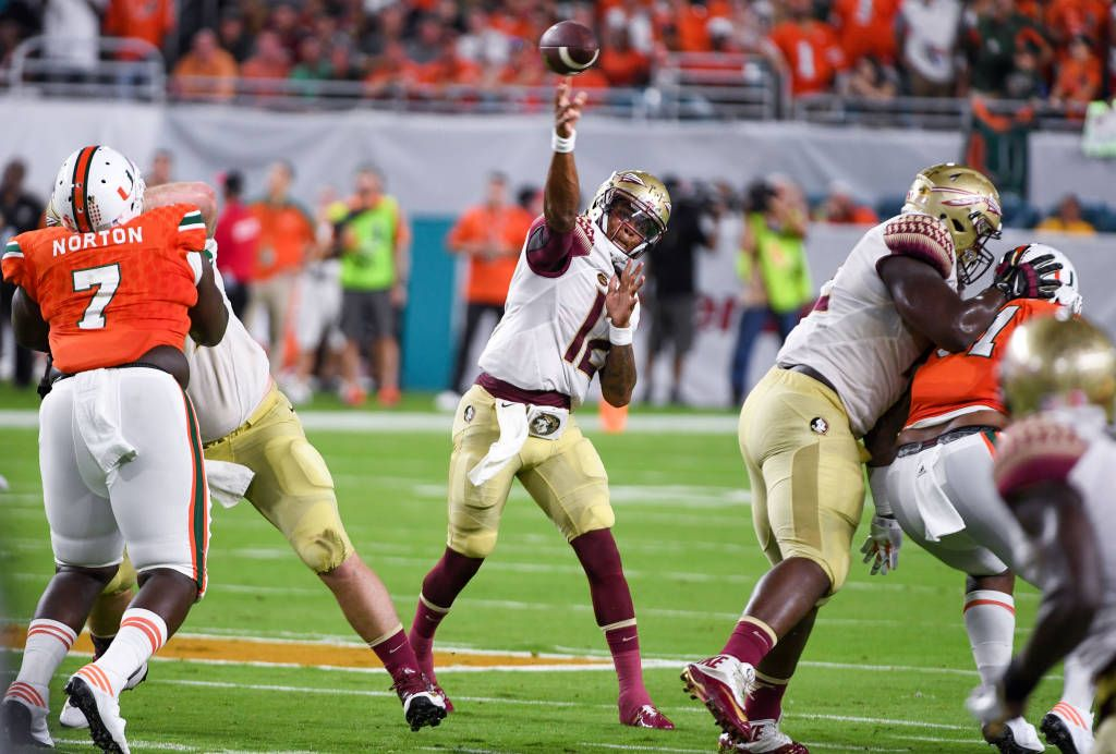 Game Awards: Florida State 20, Miami 19