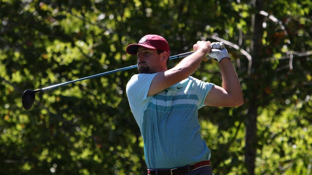 Men's Golf Ties for Seventh at TPC Sawgrass