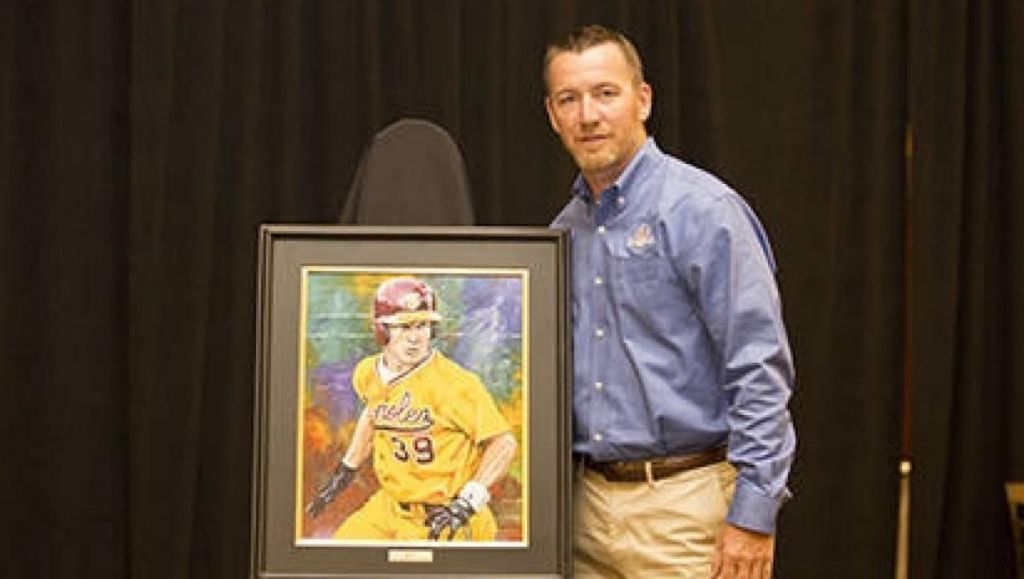 Drew Enshrined in National College Baseball Hall of Fame
