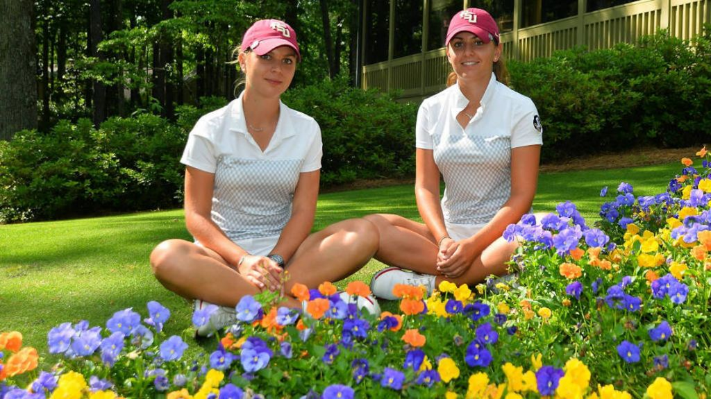 Metraux Sisters Advance To Match Play At British Ladies Amateur