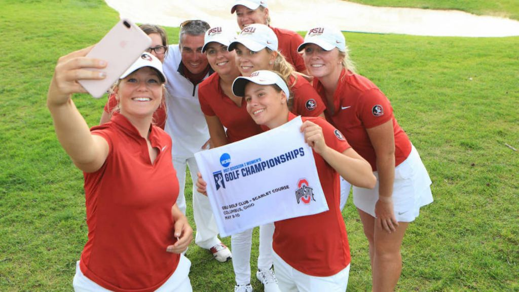 Special Season For Women's Golf