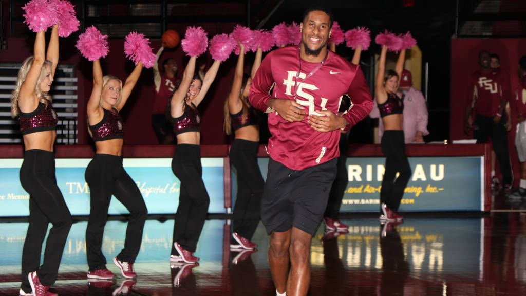 Men's Basketball Hosts Ladies Night Out