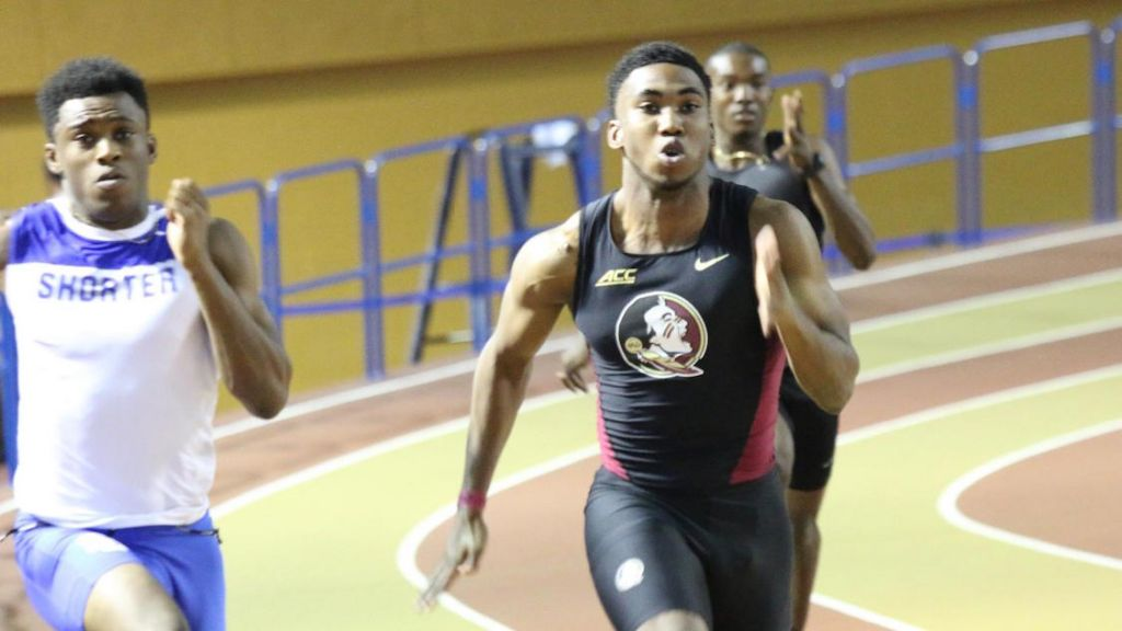 Track Noles Leave Marks In Indoor Season Opener