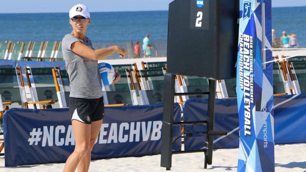 Brooke Niles Recognized as AVCA National Coach of the Year