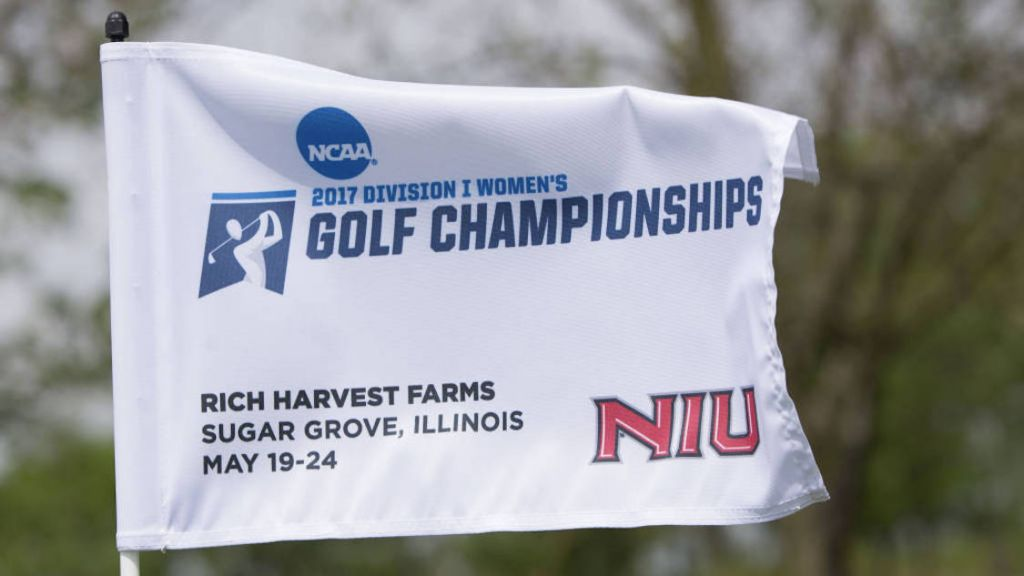 NCAA Golf 2nd Round Cancelled