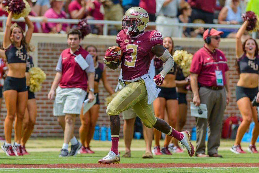 First and 10: No. 13 Florida State at South Florida