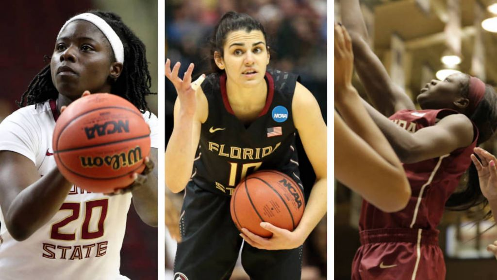 Three from #FSUWBB Named WBCA All-Americans