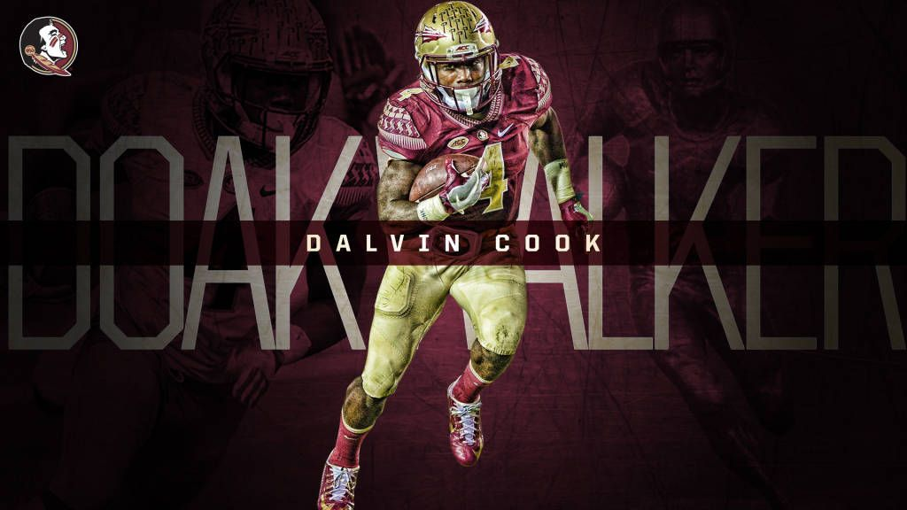 Dalvin Cook Named Finalist for Doak Walker Award