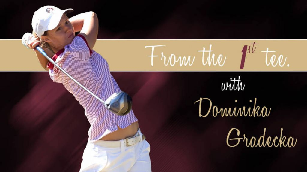 From The First Tee With Dominika Gradecka